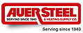 The Joseph Groh Foundation thanks AuerSteel for their sponsorship.