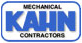 Kahn Mechancial Contractors is a sponsor of The Joseph Groh Foundation.